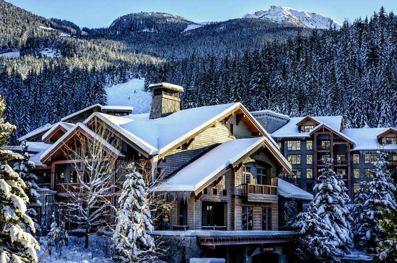 first-tracks-lodge-in-winter-Whistler-Vacation-Home-Management