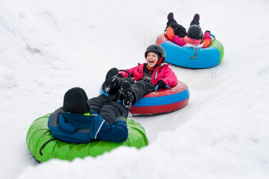 Snowtubing - WVH Management