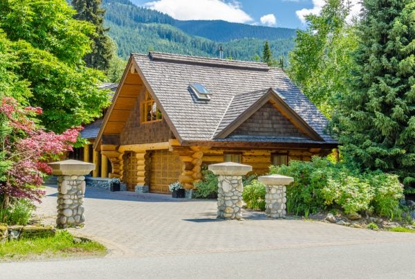 Beautiful big house in Whistler