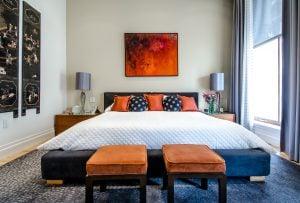 Preparing Rental Properties Whistler Bedroom - WVH Management